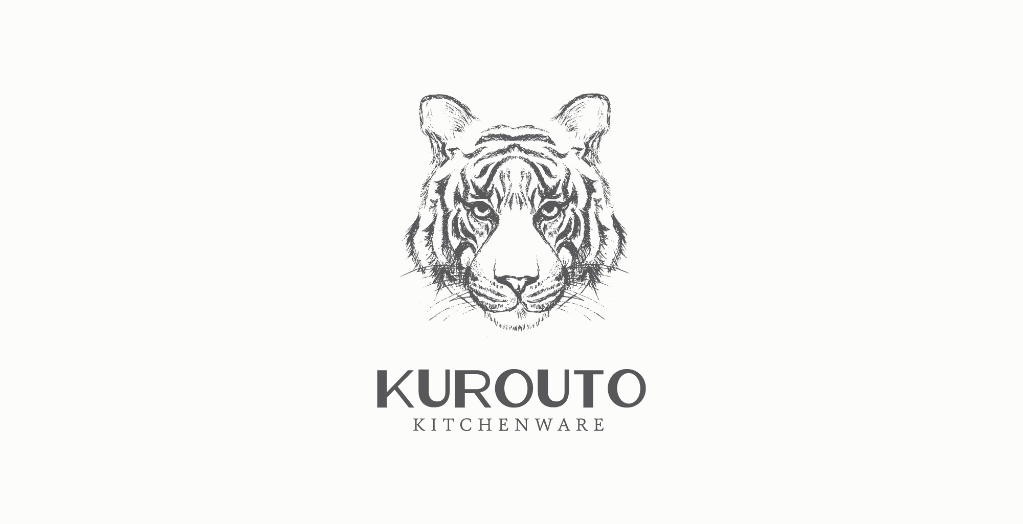Brand Identity Design by Amarie Design Co. for Kurouto Kitchenware Lifestyle Brand