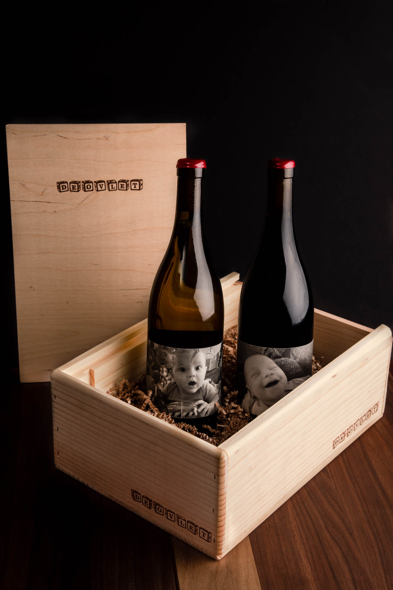 Styled Photography Shoot for San Luis Obispo Winery Deovlet Wines Jack's Barrel Release by Amarie Design Co.