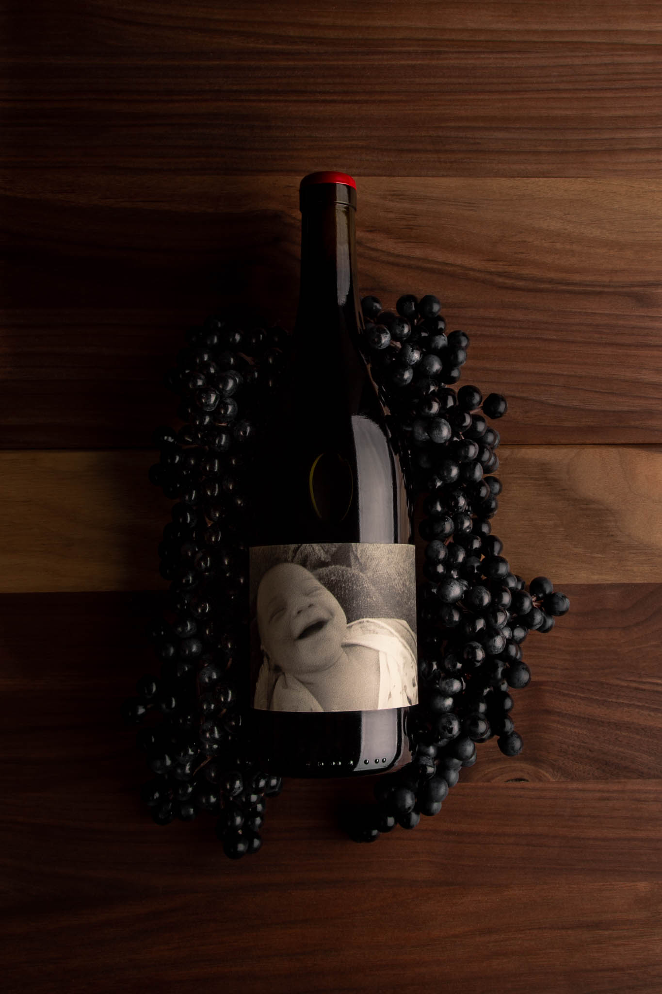 San Luis Obispo Wine Photography by Amarie Design Co. for Deovlet Wines